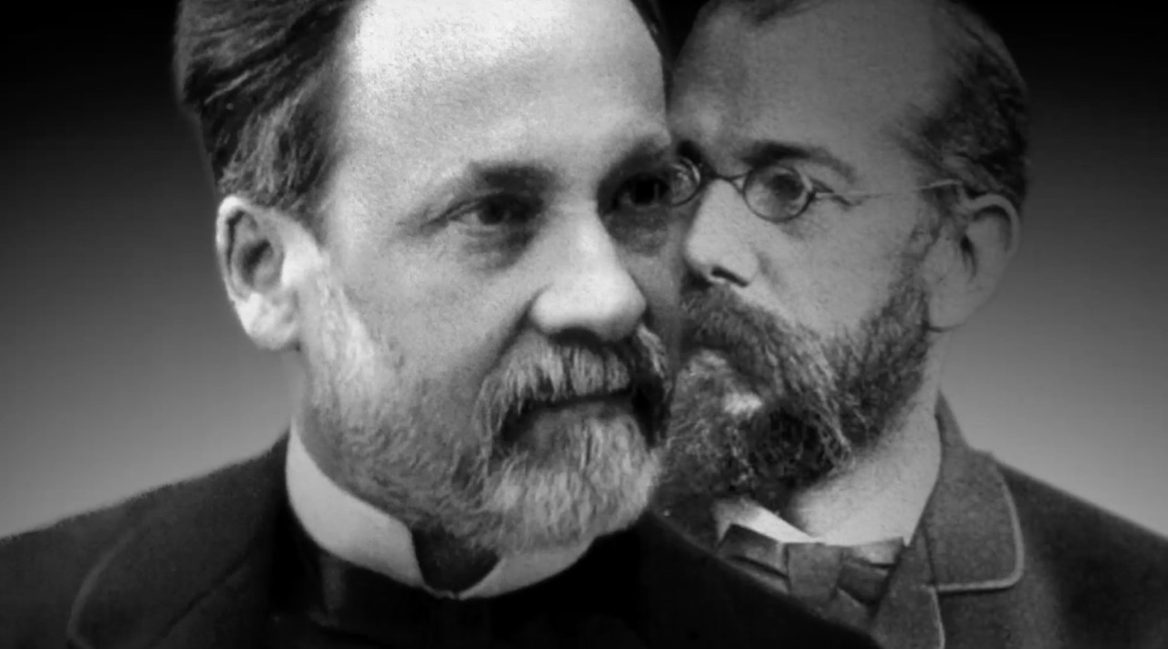 Pasteur and Koch